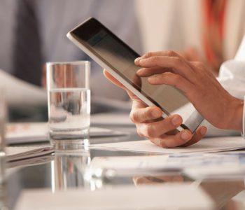 Management von Dokumenten und Verwaltung von Geräten