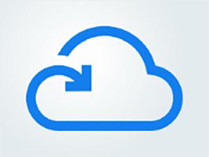 App-Logo Connect für Box